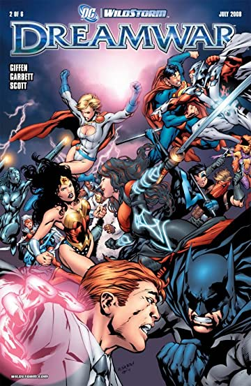 DC/WildStorm: Dreamwar #2 (of 6)
