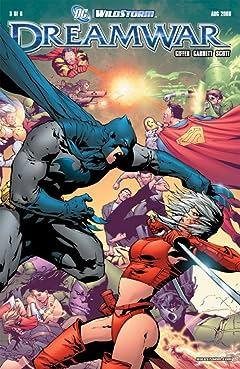 DC/WildStorm: Dreamwar #3 (of 6)