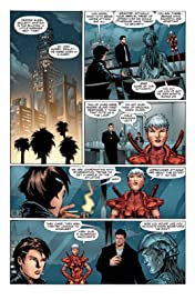 DC/WildStorm: Dreamwar #3 (of 6)
