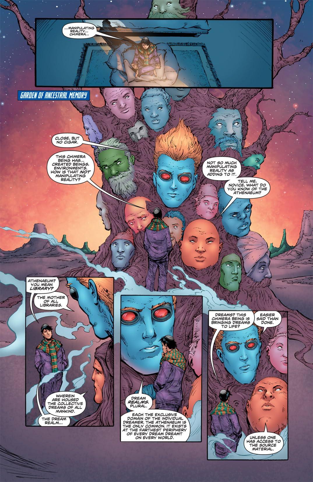DC/WildStorm: Dreamwar #4 (of 6)