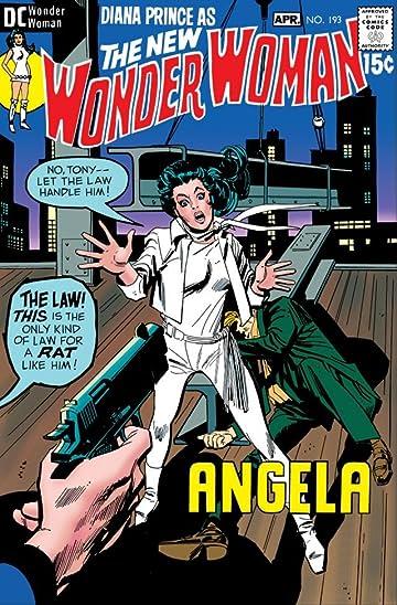 Wonder Woman (1942-1986) #193