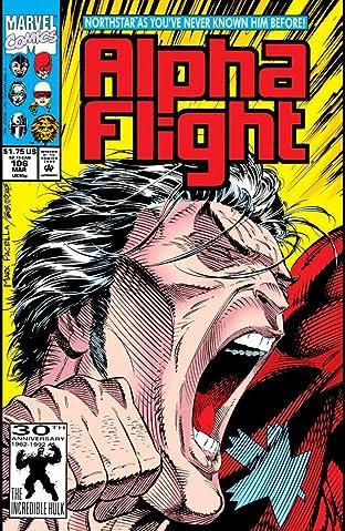 Alpha Flight (1983-1994) #106