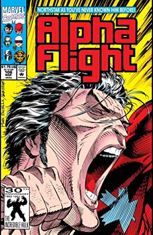 Alpha Flight (1983-1994) #106