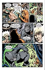 Jack of Fables #36
