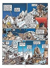 Le vent des dieux Vol. 14: Les Paradis Perdus