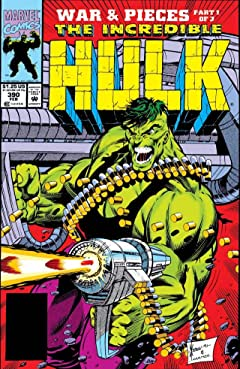 Incredible Hulk (1962-1999) #390