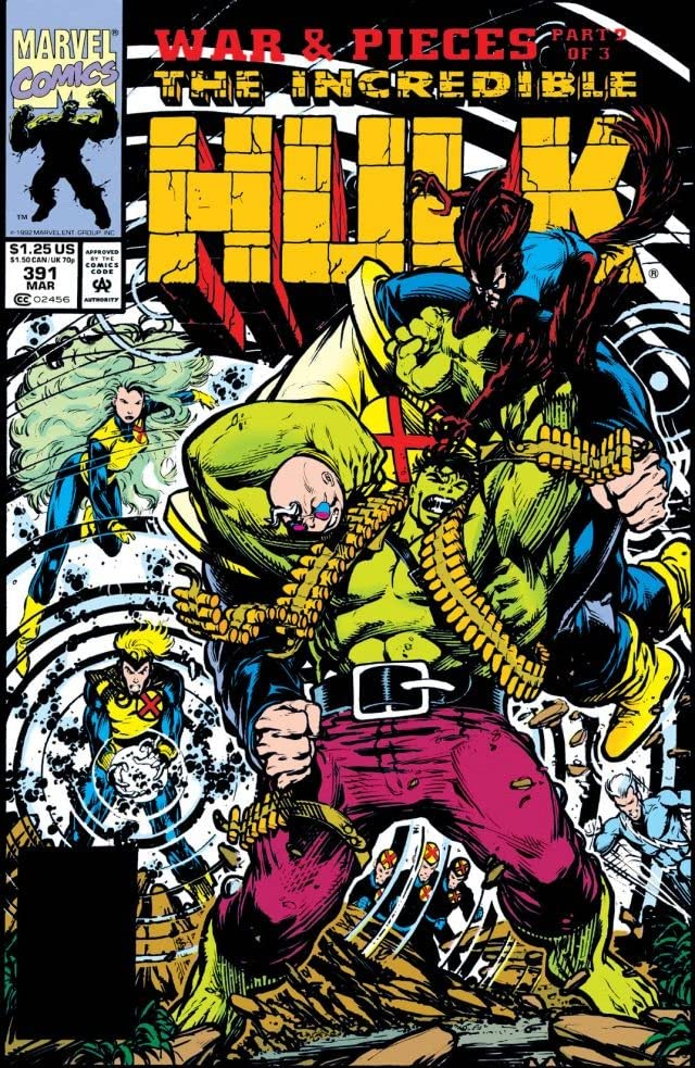 Incredible Hulk (1962-1999) #391