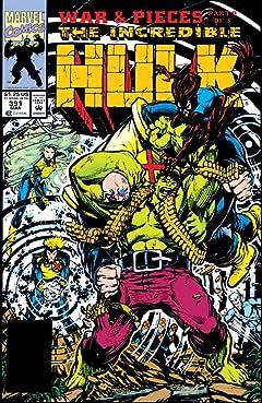 Incredible Hulk (1962-1999) #391