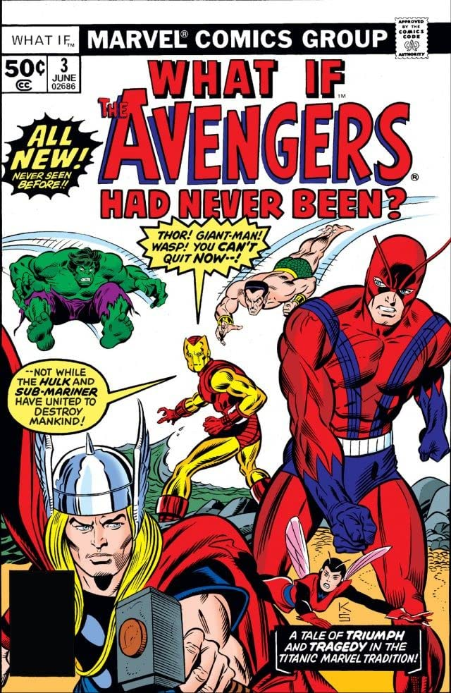 What If? (1977-1984) #3