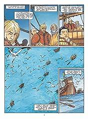 Le vent des dieux Vol. 15: Le Voyage Merveilleux