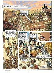 Le vent des dieux Vol. 16: Le Vieux de la Montagne