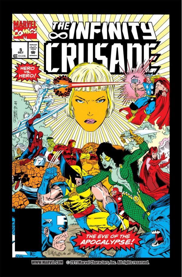 Infinity Crusade #5