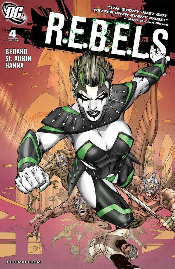 REBELS (2009-2011) #4