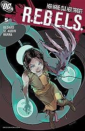 REBELS (2009-2011) #5