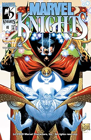Marvel Knights #8