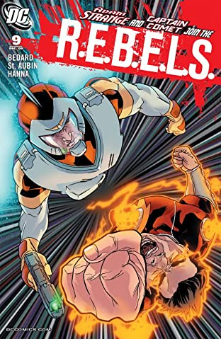 REBELS (2009-2011) #9