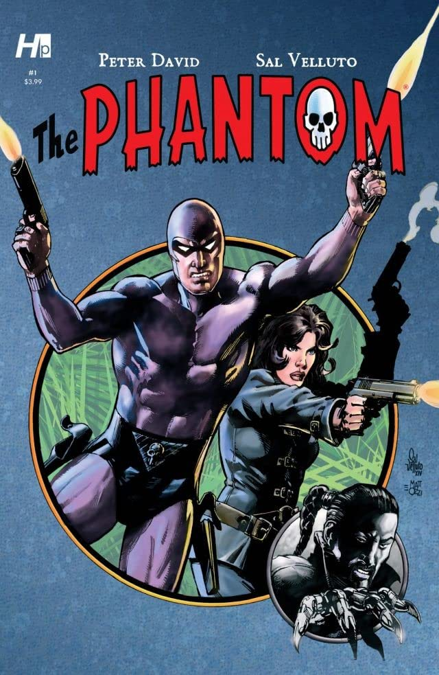 The Phantom (2014-) #1