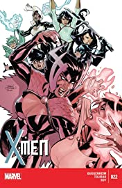 X-Men (2013-2015) #22