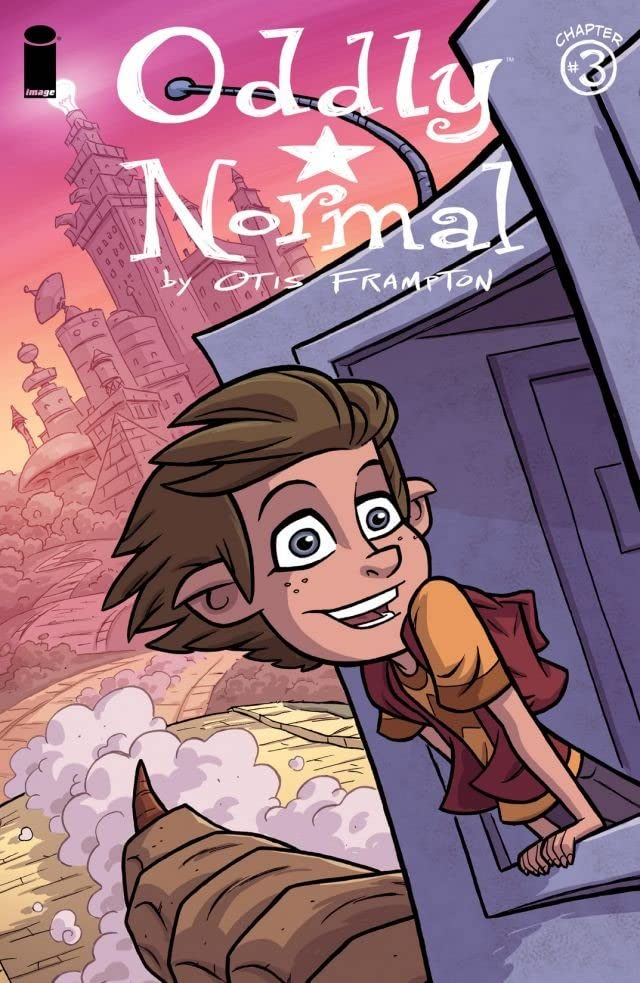Oddly Normal #3