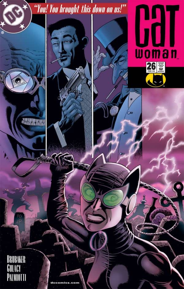 Catwoman (2002-2008) #26
