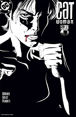 Catwoman (2002-2008) #29