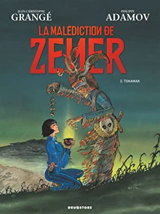 La Malédiction de Zener Vol. 3: Tokamak