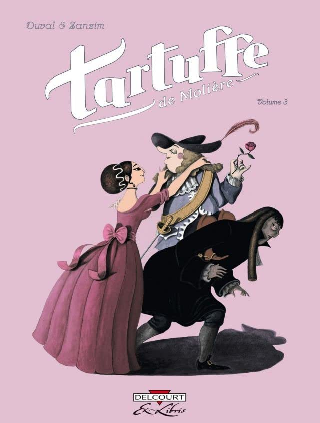 Tartuffe, de Molière Vol. 3