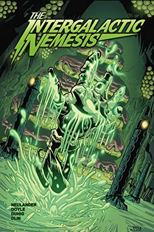 The Intergalactic Nemesis #4