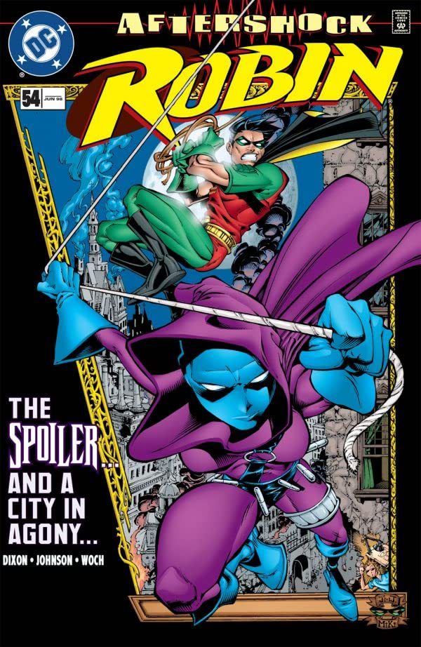Robin (1993-2009) #54