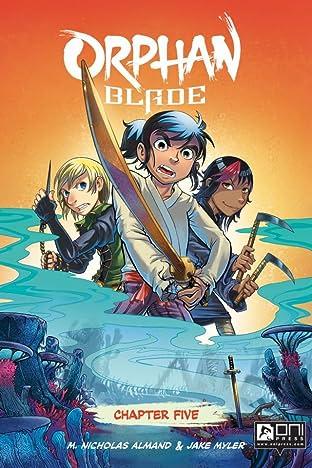 Orphan Blade No.5