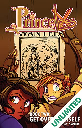 Princeless: Book 2 - Get Over Yourself