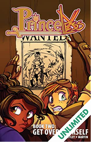 Princeless: Book Two: Get Over Yourself