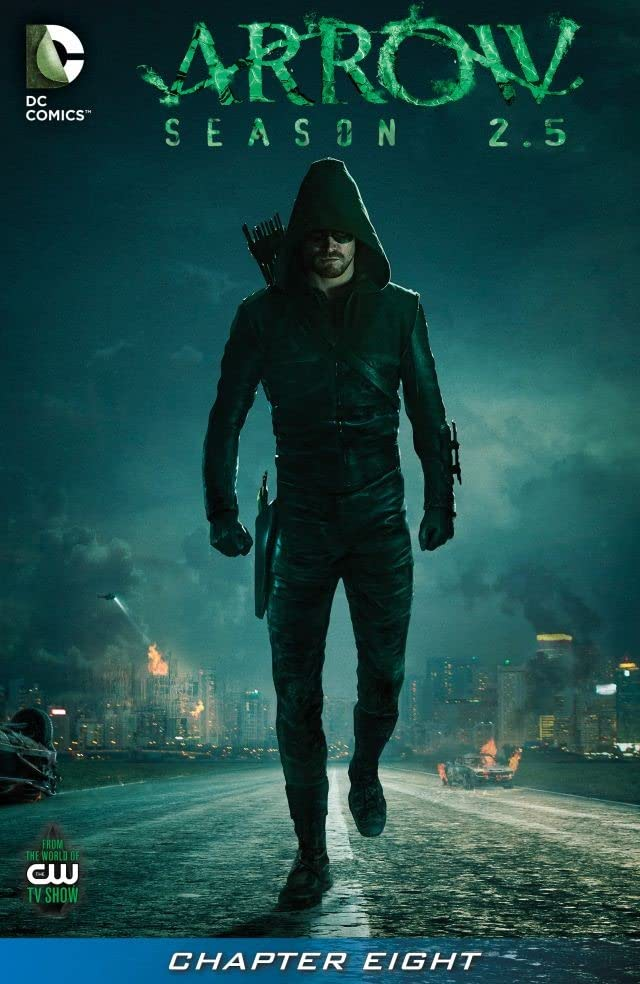 Arrow: Season 2.5 (2014-2015) #8