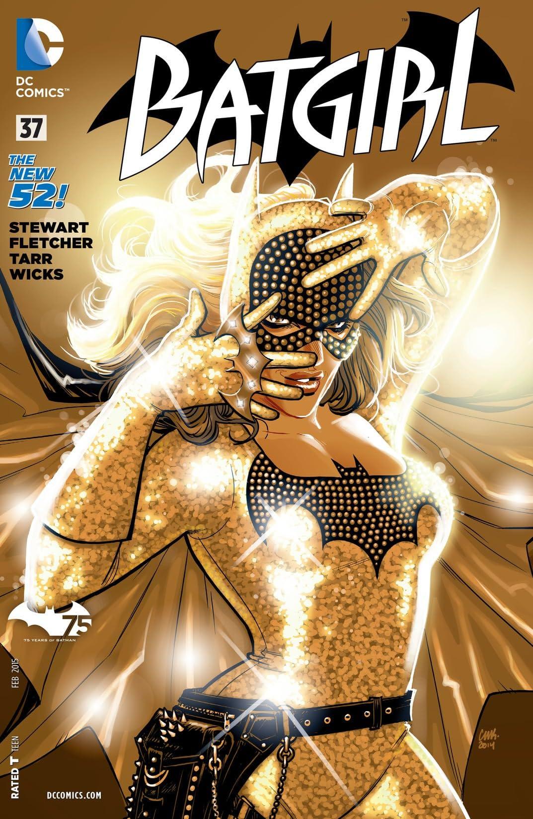 Batgirl (2011-2016) #37