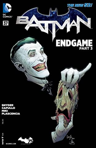 Batman (2011-) #37