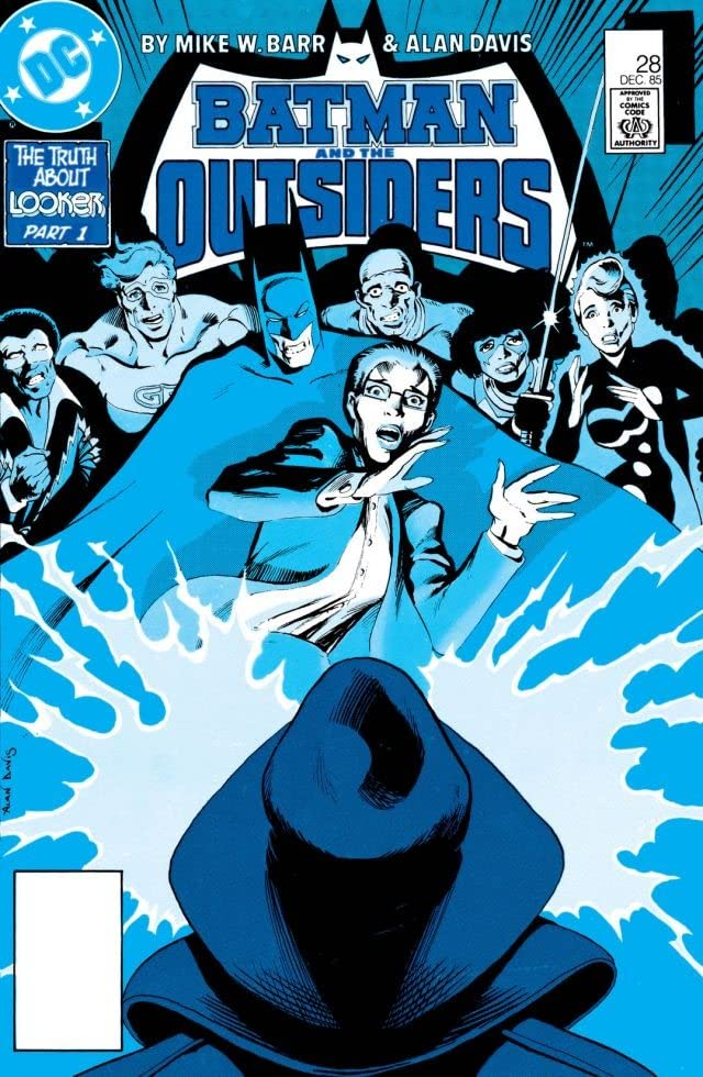 Batman and the Outsiders (1983-1987) #28