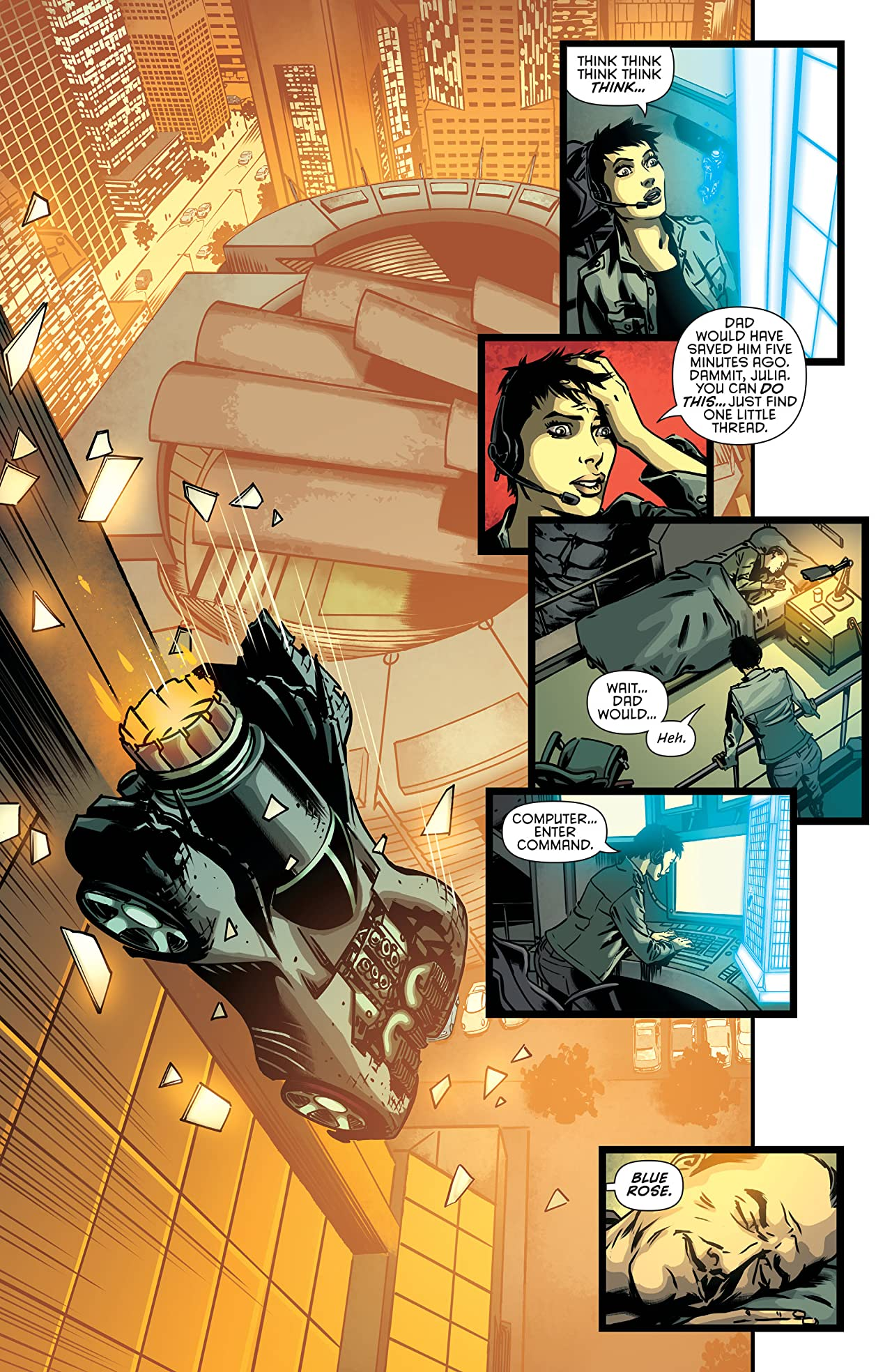 Batman Eternal (2014-2015) #36