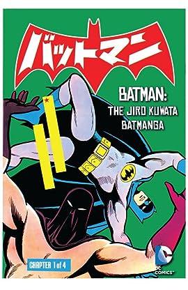 Batman: The Jiro Kuwata Batmanga #24