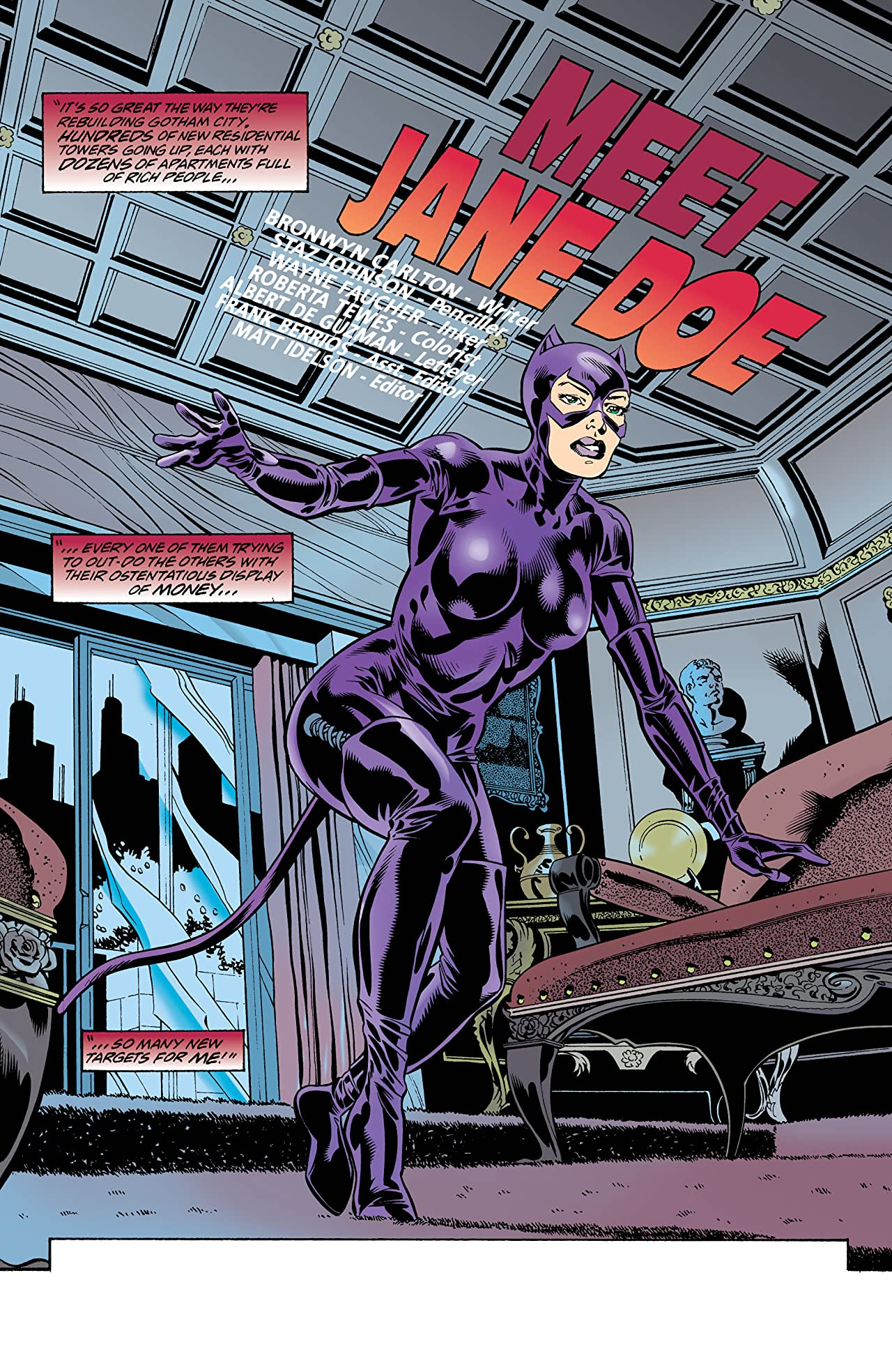 Catwoman (1993-2001) #79