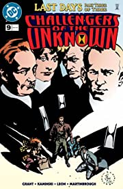 Challengers of the Unknown (1997-1998) No.9