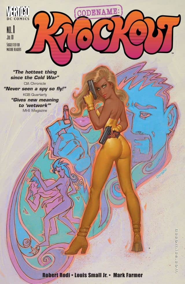 Codename: Knockout (2001-2003) #1