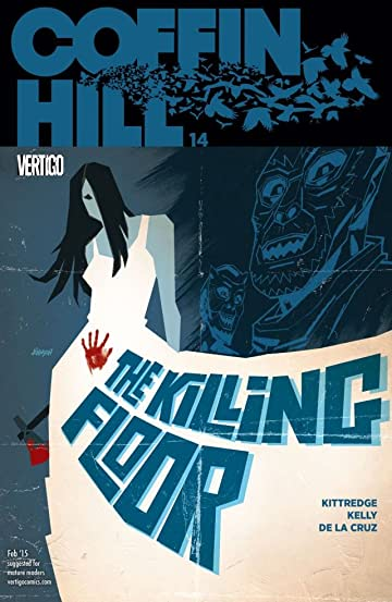 Coffin Hill (2013-2015) #14