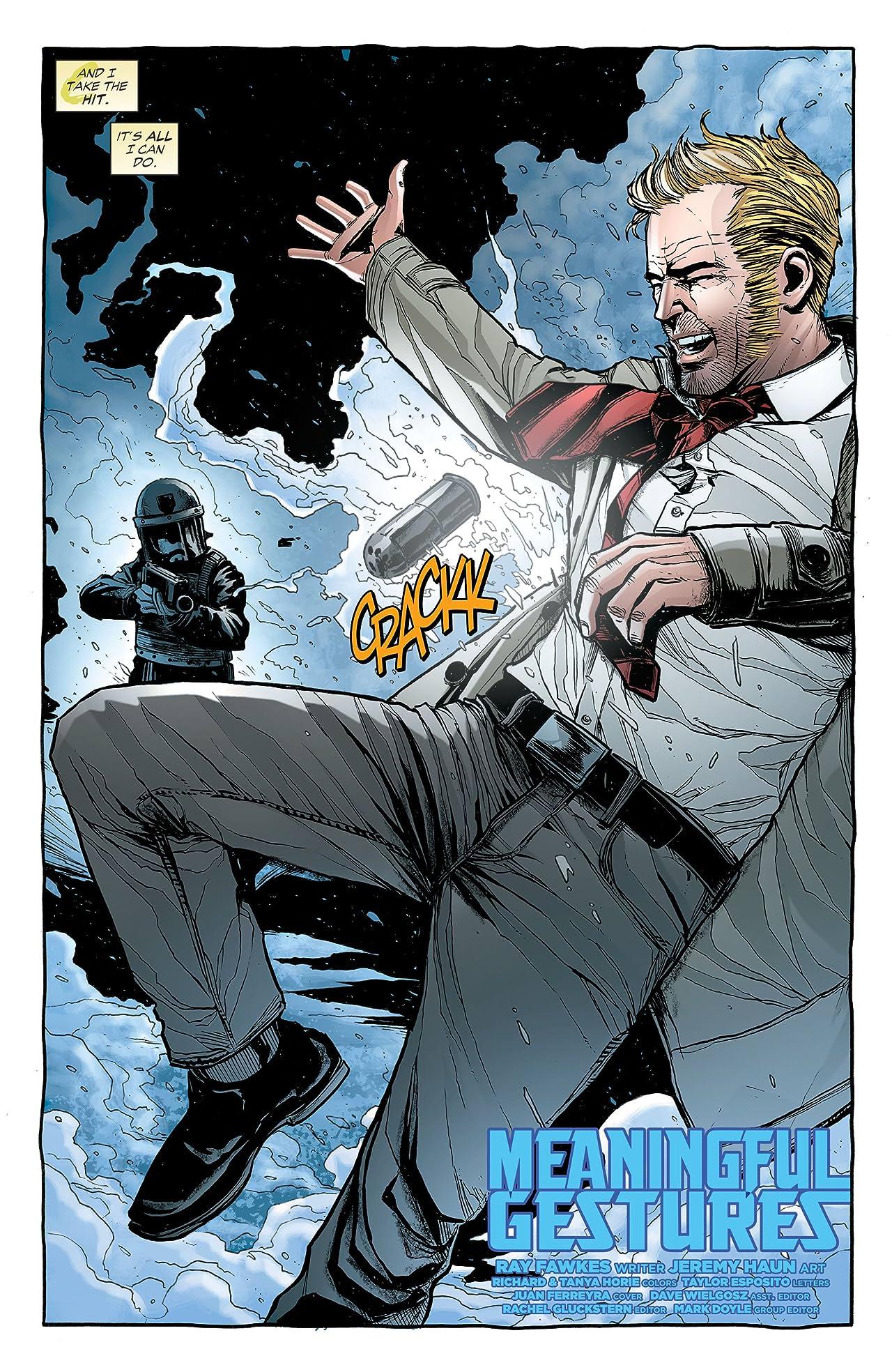 Constantine (2013-2015) #20