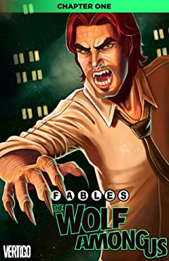 Fables: The Wolf Among Us No.1