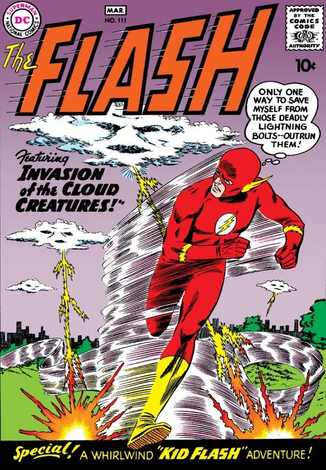The Flash (1959-1985) #111
