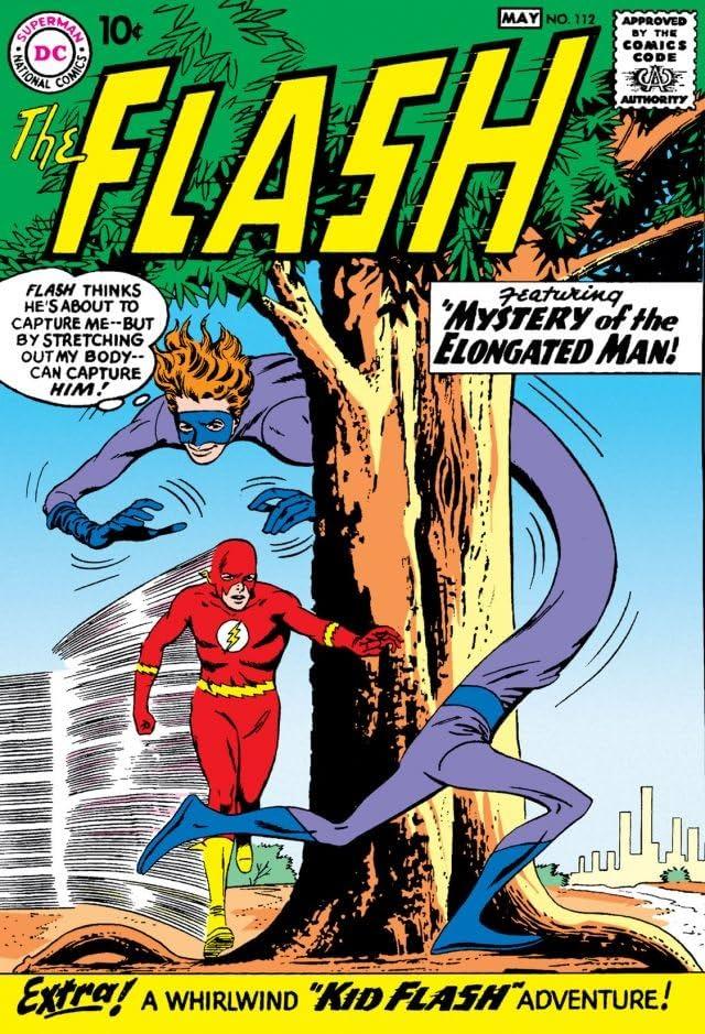 The Flash (1959-1985) #112