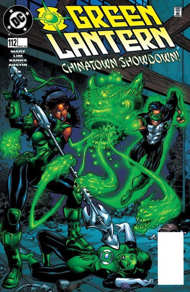 Green Lantern (1990-2004) #112