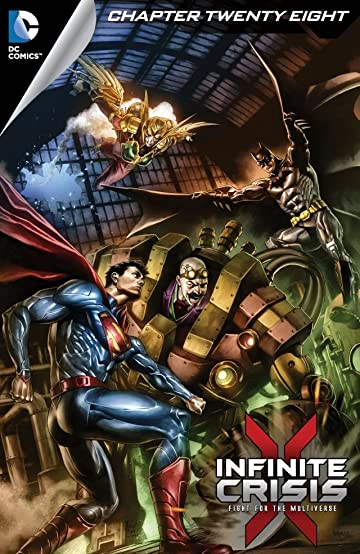 Infinite Crisis: Fight for the Multiverse (2014-2015) #28