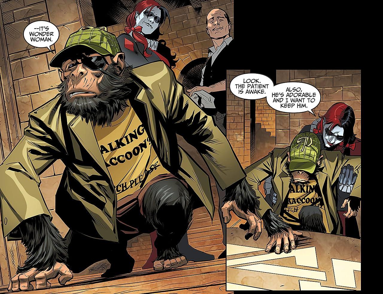 Injustice: Gods Among Us: Year Three (2014-2015) #11