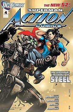 Action Comics (2011-2016) No.4